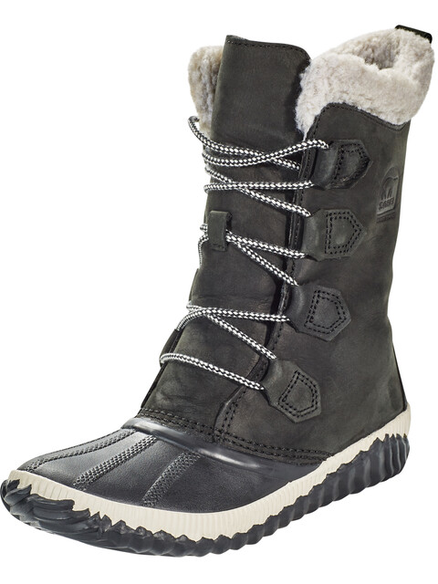 Sorel Out N About Plus Tall Boots Women Black